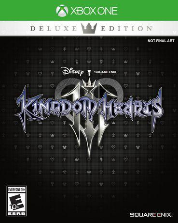 KINGDOM HEARTS III Deluxe Edition (Xbone) - image 1 of 5