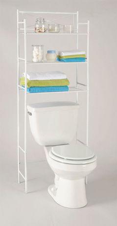 Ens. de rangement Exquisite pour salles de bain en trois pièces - image 2 de 2