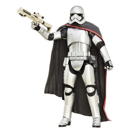 "Star Wars Episode Vii Black Series 6"" Captain Phasma Action Figure - image 1 of 2"
