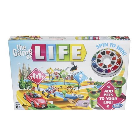 The Game of Life Board Game - image 1 of 6
