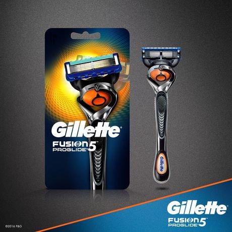 Gillette Fusion5 Proglide Men S Razor Walmart Canada