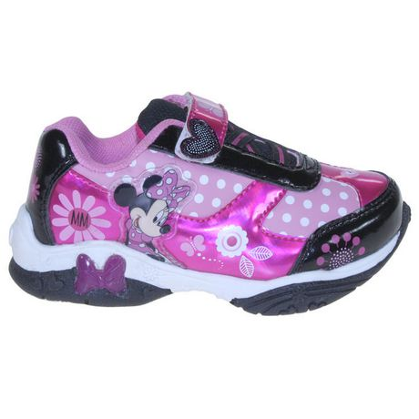 a11040df44ce5 Disney Mickey & Minnie Disney Minnie Mouse Toddler Girl's Athletic ...