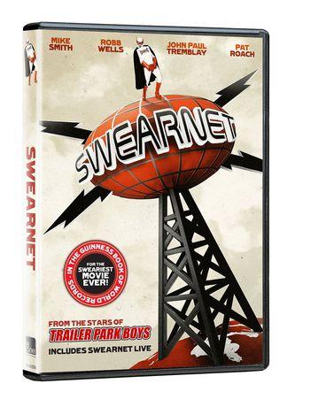 Film Swearnet: The Movie (comprend Swearnet Live) (DVD) - image 1 de 1