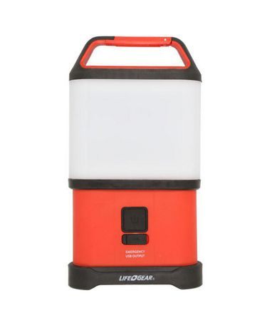 LifeGear LED Stormproof lantern with 500 lumens - image 1 of 1