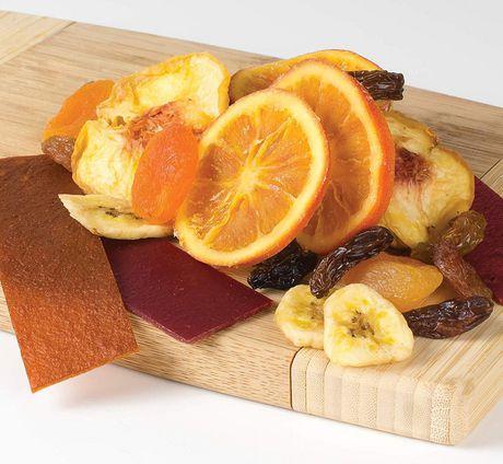 Nostalgia Organic Fruit Roll and Fruit Chip Snack Maker, Blue - image 6 of 8