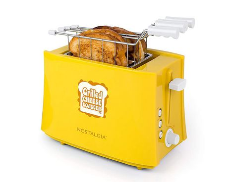 Nostalgia Grilled Cheese Toaster - image 1 of 8