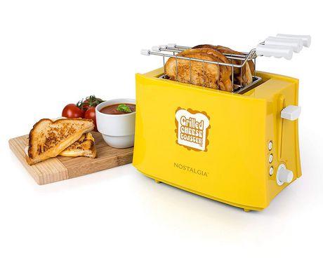 Nostalgia Grilled Cheese Toaster - image 2 of 8