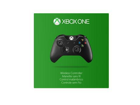 manette sans fil microsoft pour xbox one walmart canada. Black Bedroom Furniture Sets. Home Design Ideas