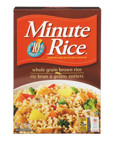 how to cook minute rice brow