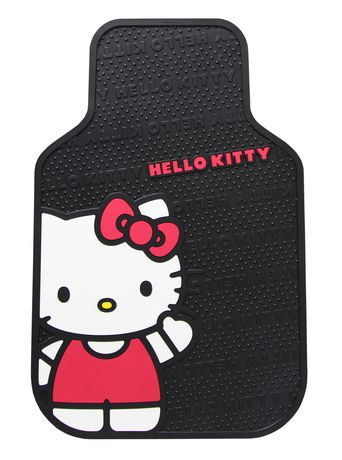 Tapis Hello Kitty Core De Plasticolor Inc
