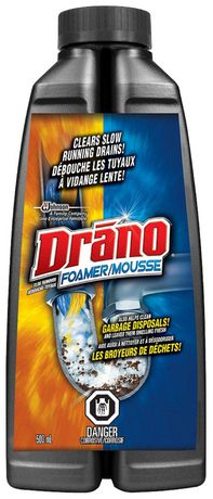 Drano® Foamer Clog Remover | Walmart Canada