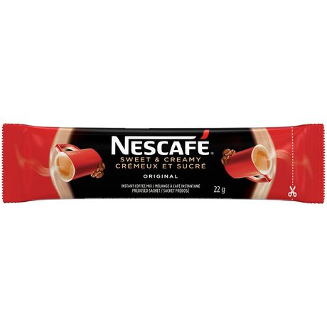 NESCAFÉ Sweet & Creamy Original, Instant Coffee Sachets - image 5 of 8