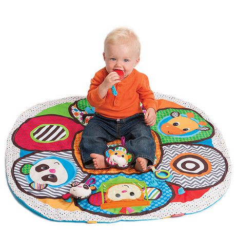 Infantino Play Amp Away Cart Cover Amp Play Mat Walmart Canada