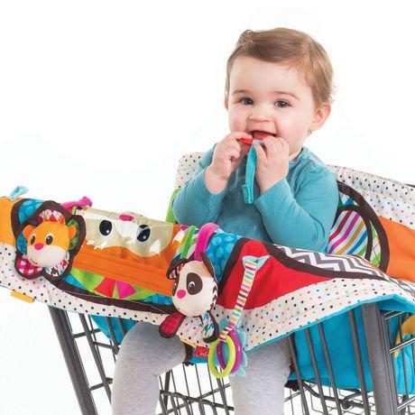 Infantino Play Amp Away Cart Cover Amp Play Mat Walmart Canada
