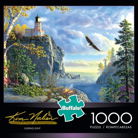 Buffalo Games 1000 Piece Golden Moments Puzzle - image 1 of 2