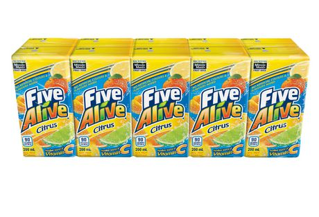 Five Alive Citrus