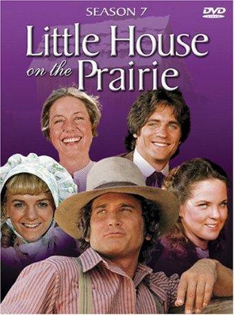 dvd la maison dans la prairie saison 7 walmart