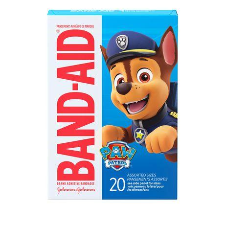 Band-Aid® PAW Patrol Bandages - image 1 of 1