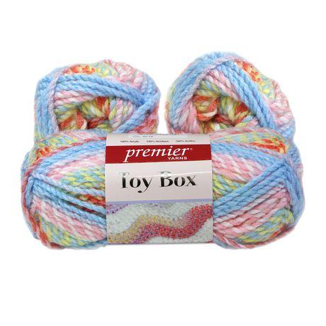 Premier Toy Box Yarn - image 1 of 1