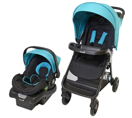 Safety 1st Smooth Ride LX Travel System - image 1 of 8
