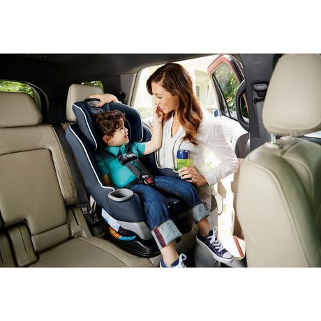 Graco Extend2Fit Convertible Car Seat, Campaign - image 7 of 9