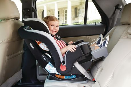 Graco Extend2Fit Convertible Car Seat, Campaign - image 9 of 9