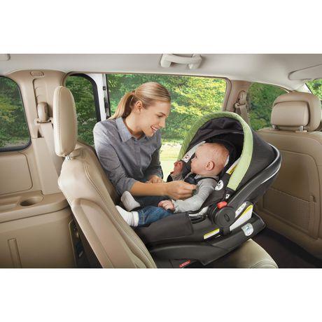 Graco SnugRide Essentials Click Connect 30 Infant Car Seat - image 4 of 4