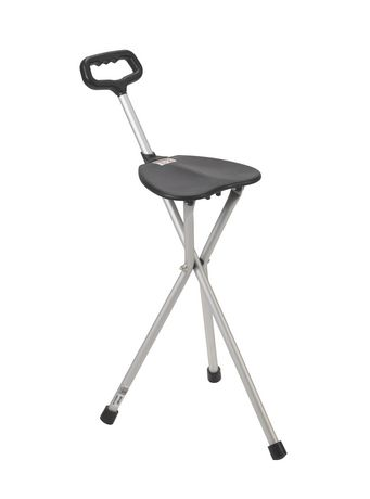 Drive Medical Folding Lightweight Cane Seat Walmart Canada