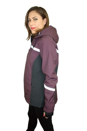 Northpeak Women's The Essential Softshell Jacket with Hood - image 3 of 3