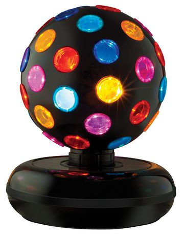 lava multi colour disco ball walmart canada. Black Bedroom Furniture Sets. Home Design Ideas