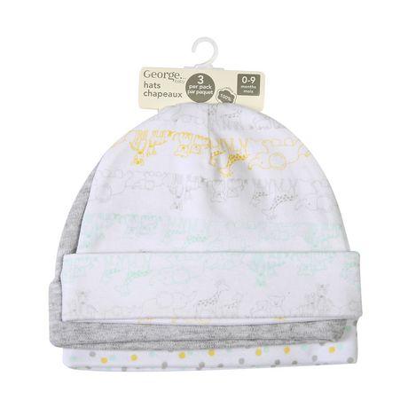 fa4a5002ad1 George baby Unisex Cotton Cap
