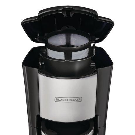 Black + Decker Black & Decker Single-Serve Coffeemaker- CM618C - image 4 of 6