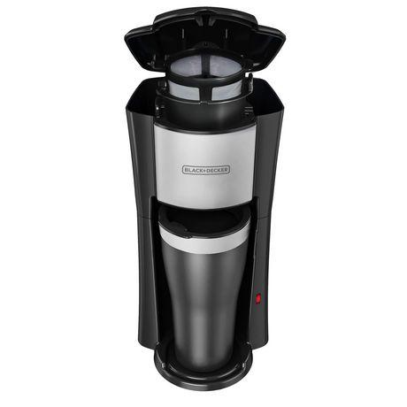 Black + Decker Black & Decker Single-Serve Coffeemaker- CM618C - image 2 of 6