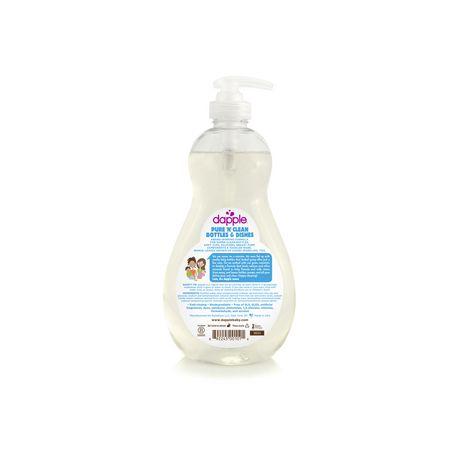 Liquide pour biberons et plats pour bébé Dapple®, lavande 16,9 oz / 500 ml - image 2 de 2
