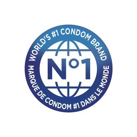 Durex Condoms Pleasure Mix, Ultra fine lubricated - image 3 of 5