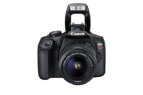 Canon EOS REBEL T7 18-55mm f/3.5-5.6 III Camera - image 2 of 6