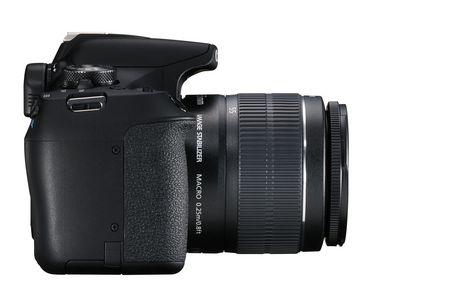 Canon EOS REBEL T7 18-55mm f/3.5-5.6 III Camera - image 4 of 6