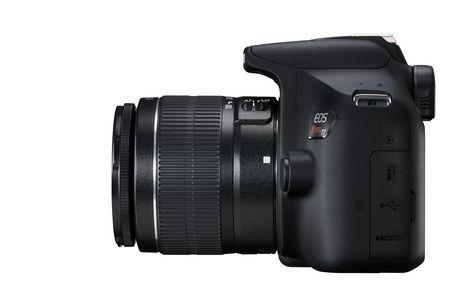 Canon EOS REBEL T7 18-55mm f/3.5-5.6 III Camera - image 5 of 6