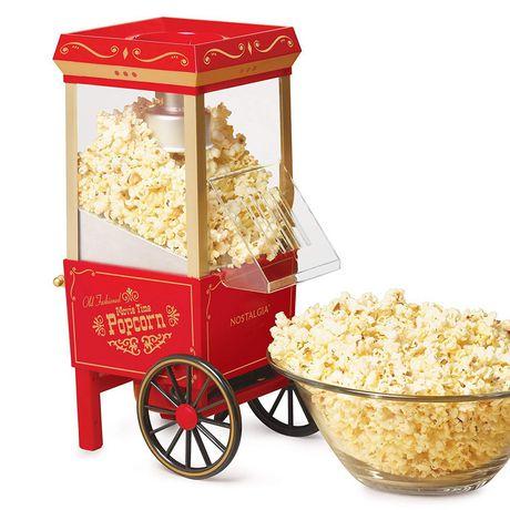 Nostalgia Hot Air Popcorn Maker - image 1 of 4