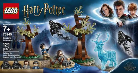 LEGO® Harry Potter™ and the Prisoner of Azkaban™ Expecto Patronum 75945 Building Kit (121 Piece) - image 5 of 7