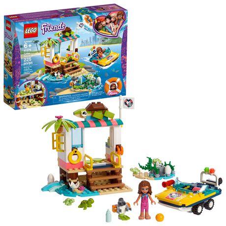 LEGO®  La mission de sauvetage des tortues Turtles Rescue Mission 41376 - image 1 de 7