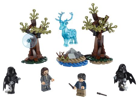 LEGO® Harry Potter™ and the Prisoner of Azkaban™ Expecto Patronum 75945 Building Kit (121 Piece) - image 3 of 7
