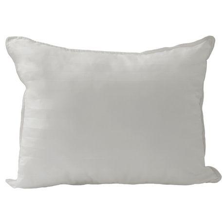 Oreiller pour lit HomeTex à couverture en tissu - image 2 de 7