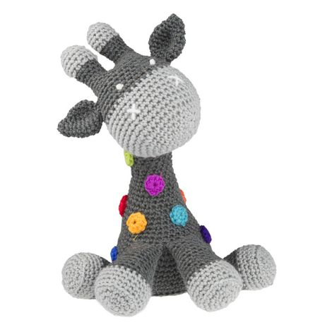 Crafts To Go Giraffe Dots Crochet Kit - image 2 of 2