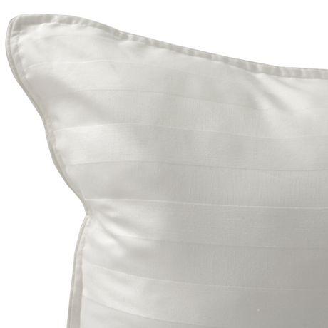 Oreiller pour lit HomeTex à couverture en tissu - image 3 de 7