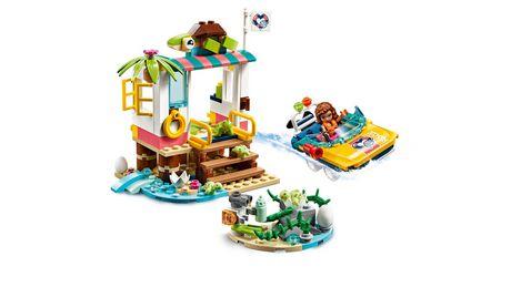 LEGO®  La mission de sauvetage des tortues Turtles Rescue Mission 41376 - image 4 de 7