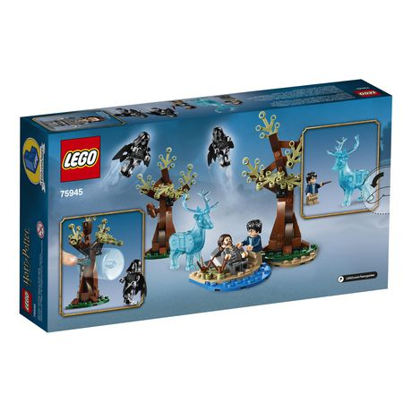 LEGO® Harry Potter™ and the Prisoner of Azkaban™ Expecto Patronum 75945 Building Kit (121 Piece) - image 6 of 7