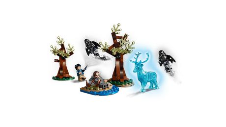 LEGO® Harry Potter™ and the Prisoner of Azkaban™ Expecto Patronum 75945 Building Kit (121 Piece) - image 4 of 7