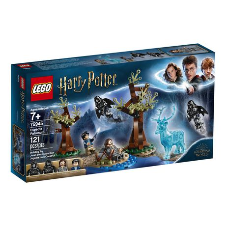 LEGO® Harry Potter™ and the Prisoner of Azkaban™ Expecto Patronum 75945 Building Kit (121 Piece) - image 2 of 7
