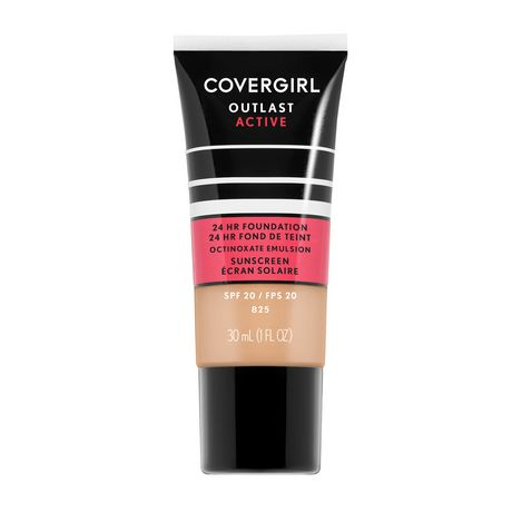 COVERGIRL - Outlast Active Liquid Foundation - image 1 of 2